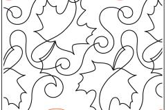 Maple Swirl - $0.015/sq in