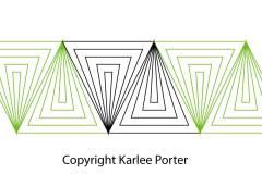 Karlee's Border #21 - $0.0175/sq in