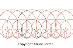 Karlee's Border #24 - $0.015/sq in