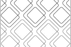 Diagonal Plaid - Bias Cut - $0.015/sq in
